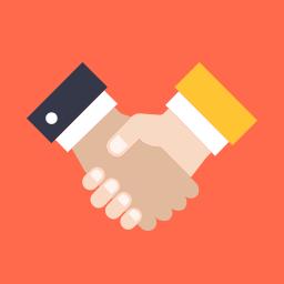 handshake-flat